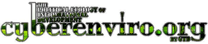 CYBERENVIRO.ORG by GTD